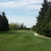 A view from tee #1 at Mylora Sidaway Golf Club