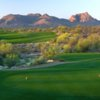 A view from tee #17 at Saguaro Course from We-Ko-Pa Golf Club