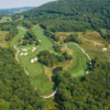 Aerial view from Fantasy Valley Golf Course