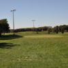 View of a green at Jacob Riis Park Golf Course