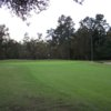 A view of a green at Royal Oaks Golf Club