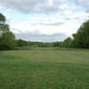 A view of a green at Cedar Trace Golf Club