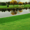 A view over the water from Fairways Golf & Country Club