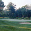 A view of a hole at Turtle Creek Golf Club