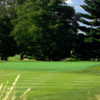 A view of a green at Springhaven Club