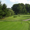 A view from a tee at Radnor Valley Country Club