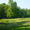 A view of a green at Paxon Hollow Golf Club