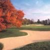 A view of a green at Talamore Country Club