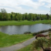A view from Commonwealth National Golf Club