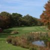A fall view from Little Mill Country Club