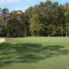 A view of a green at Little Mill Country Club
