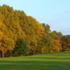 A view of a fairway at Golden Pheasant Golf Club