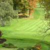 A view of a tee and a fairway at Doylestown Country Club