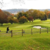 A fall view from Whitford Country Club