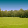 A view from a fairway at Pudding Ridge Golf Club