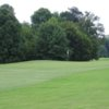 A view of a hole at Pudding Ridge Golf Club