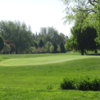 A view of a green at Cazenovia Golf Course