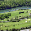 Aerial view from Front Royal Country Club