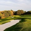 A fall view from Virtues Golf Club