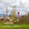 A view from Pub Course at McMenamins Edgefield