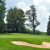 A view of a green at Coatesville Country Club