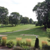 A view of a green at Berkshire Country Club