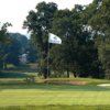 A view of a hole at Spring Creek Golf Course