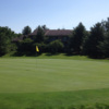 A view of the 5th green at Flying Hills Golf Club