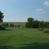 A view from tee #6 at Pecan from Grapevine Golf Course