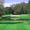 A view from a tee at Green Valley Country Club