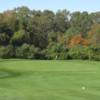 A view of a green at Whaling City Golf Course