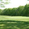 A view of a green at Elmridge Golf Club