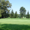 A view of the 1st green at St. Marys Golf and Country Club