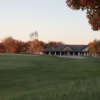 A fall view from Stonington Country Club