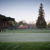 A view of a green at Highland Country Club