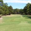 A view from a tee at Spring Valley Country Club