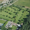 Aerial view of Aspen Golf Course