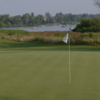 A view of a hole from Foxland Harbor Golf and Country Club