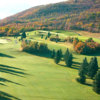 A view of a fairway at Wasatch Mountain State Park