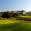 A view of a hole at Riverstone Golf & Country Club