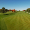 A view of a green at Hornby Glen Golf Course (AerialFocus)