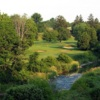 A view over the water from Cedar Brae Golf and Country Club