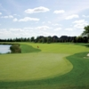 A view of the 13th green at Copper Creek Golf Club