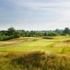 A view of the 16th tee at Piper's Heath Golf Club