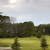A view of the 11th green at Saw-Whet Golf Club