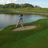 Eagle Eye Golf Club throws Pete Dye-style pot bunkers at golfer