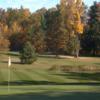 A view of the 12th hole at Dimmock Hill Golf Course