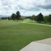 A view from Hubbard Memorial Golf Course