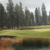 A view over the water from Manito Golf & Country Club