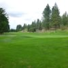 A view of a green at Esmeralda Golf Course